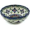 5-inch Stoneware Scalloped Bowl - Polmedia Polish Pottery H8307C