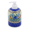 5-inch Stoneware Soap Dispenser - Polmedia Polish Pottery H2350B