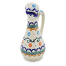 5 oz Stoneware Bottle - Polmedia Polish Pottery H0475K