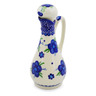 5 oz Stoneware Bottle - Polmedia Polish Pottery H0583K