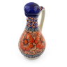 5 oz Stoneware Bottle - Polmedia Polish Pottery H3229J