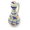 5 oz Stoneware Bottle - Polmedia Polish Pottery H4081J