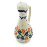5 oz Stoneware Bottle - Polmedia Polish Pottery H4250J
