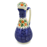 5 oz Stoneware Bottle - Polmedia Polish Pottery H4315K