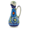 5 oz Stoneware Bottle - Polmedia Polish Pottery H4579J