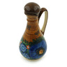 5 oz Stoneware Bottle - Polmedia Polish Pottery H5378I
