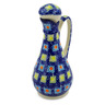5 oz Stoneware Bottle - Polmedia Polish Pottery H6342J