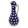 5 oz Stoneware Bottle - Polmedia Polish Pottery H6513J