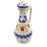 5 oz Stoneware Bottle - Polmedia Polish Pottery H7091I