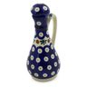 5 oz Stoneware Bottle - Polmedia Polish Pottery H7097I
