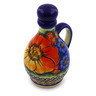 5 oz Stoneware Bottle - Polmedia Polish Pottery H8191I