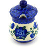 5 oz Stoneware Sugar Bowl - Polmedia Polish Pottery H4159D