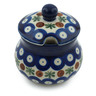 5 oz Stoneware Sugar Bowl - Polmedia Polish Pottery H8368B