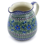 51 oz Stoneware Pitcher - Polmedia Polish Pottery H7451I