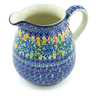 51 oz Stoneware Pitcher - Polmedia Polish Pottery H7452I