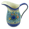 51 oz Stoneware Pitcher - Polmedia Polish Pottery H7503I