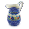 51 oz Stoneware Pitcher - Polmedia Polish Pottery H7505I