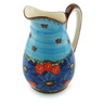 53 oz Stoneware Pitcher - Polmedia Polish Pottery H5383I