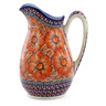 54 oz Stoneware Pitcher - Polmedia Polish Pottery H4267J