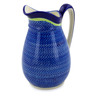 54 oz Stoneware Pitcher - Polmedia Polish Pottery H6329J