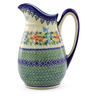 54 oz Stoneware Pitcher - Polmedia Polish Pottery H7092I
