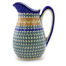 54 oz Stoneware Pitcher - Polmedia Polish Pottery H9143I