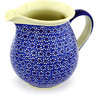 57 oz Stoneware Pitcher - Polmedia Polish Pottery H0763D