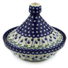 57 oz Stoneware Tagine Pot - Polmedia Polish Pottery H5822K