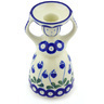 6-inch Stoneware Candle Holder - Polmedia Polish Pottery H4811G
