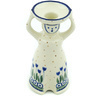 6-inch Stoneware Candle Holder - Polmedia Polish Pottery H5940H
