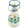 6-inch Stoneware Candle Holder - Polmedia Polish Pottery H6471H