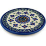 6-inch Stoneware Cutting Board - Polmedia Polish Pottery H6207C