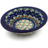 6-inch Stoneware Scalloped Bowl - Polmedia Polish Pottery H8282I