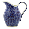 64 oz Stoneware Pitcher - Polmedia Polish Pottery H6444C