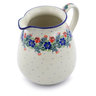 67 oz Stoneware Pitcher - Polmedia Polish Pottery H0366I