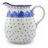 67 oz Stoneware Pitcher - Polmedia Polish Pottery H1004J