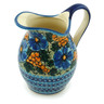 67 oz Stoneware Pitcher - Polmedia Polish Pottery H1942I