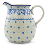 67 oz Stoneware Pitcher - Polmedia Polish Pottery H2828J