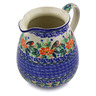 67 oz Stoneware Pitcher - Polmedia Polish Pottery H8454I