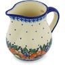 68 oz Stoneware Pitcher - Polmedia Polish Pottery H0659H