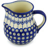 68 oz Stoneware Pitcher - Polmedia Polish Pottery H1278H