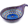 7-inch Stoneware Condiment Server - Polmedia Polish Pottery H0213I