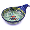 7-inch Stoneware Condiment Server - Polmedia Polish Pottery H0660G
