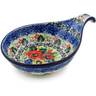 7-inch Stoneware Condiment Server - Polmedia Polish Pottery H1959K
