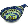 7-inch Stoneware Condiment Server - Polmedia Polish Pottery H2059H