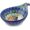 7-inch Stoneware Condiment Server - Polmedia Polish Pottery H5484I