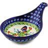 7-inch Stoneware Condiment Server - Polmedia Polish Pottery H8126I