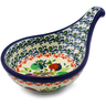 7-inch Stoneware Condiment Server - Polmedia Polish Pottery H8127I