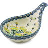 7-inch Stoneware Condiment Server - Polmedia Polish Pottery H8129I