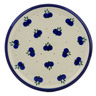 7-inch Stoneware Cutting Board - Polmedia Polish Pottery H0280B